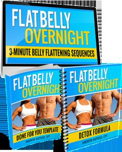 What is Included In Flat Belly Overnight?