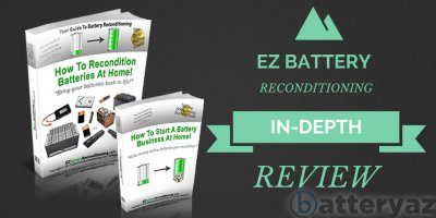 How You Can Save Money With EZ Battery Reconditioning?